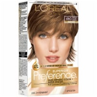 L'Oreal Paris Superior Preference Lightest Golden Brown 6.5G Hair Color