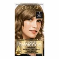 L'Oreal Paris Superior Preference Dark Blonde 7 Hair Color