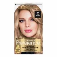 L'Oreal Paris Superior Preference 8A Ash Blonde Permanent Hair Color Kit
