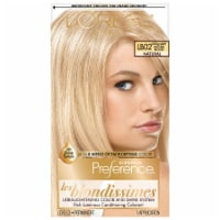 L'Oreal Paris Preference LB02 Extra Light Natural Blonde Hair Color - 1 ct