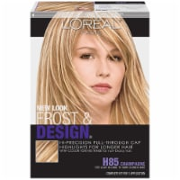 L'Oreal Frost & Design H85 Champagne Hair Color