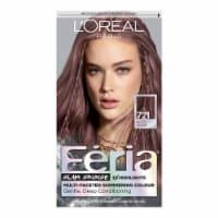 L'Oreal Paris Feria 721 Dusty Mauve Hair Color