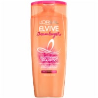 L'Oreal Paris Elvive Dream Lengths Long Damaged Hair Restoring Shampoo