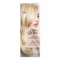 L'Oreal Paris Le Color Gloss Cool Blonde Temporary Hair Color - 1 ct