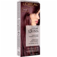 L'Oreal Paris Le Color Gloss Auburn Temporary Hair Color - 1 ct