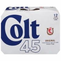 Colt 45 Malt Liquor - 12 cans / 12 fl oz