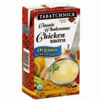 Tabatchnick Classic Wholesome Organic Chicken Broth