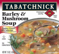 Tabatchnik Barley & Mushroom Soup