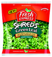 Fresh Express Green Leaf Shreds