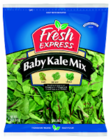 Fresh Express Baby Kale Mix Salad