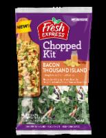 Fresh Express Bacon Thousand Island Chopped Salad Kit - 9.6 oz