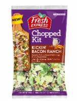 Fresh Express Kickin' Bacon Ranch Chopped Salad Kit