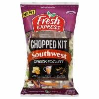 Fresh Express Southwest Greek Yogurt Chopped Kit Salad - 11.35 oz