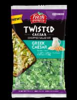 Fresh Express Twisted Greek Caesar Chopped Salad Kit