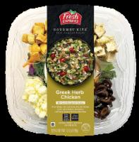 Fresh Express Gourmet Kits - Greek Herb Chicken