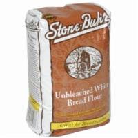 Stone-Buhr Unbleached White Bread Flour - 10 Lb