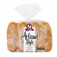 Aunt Millie's Artisan Style Hot Dog Buns 8 Count