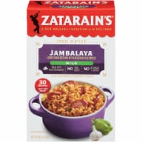 Zatarain's® Mild Jambalaya Rice Mix - 8 oz