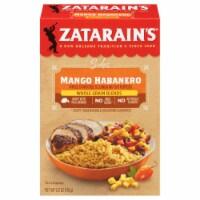 Zatarain's Whole Grain Blends Mango Habanero Rice & Quinoa