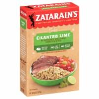 Zatarain's Whole Grain Blends Cilantro Lime Rice & Quinoa