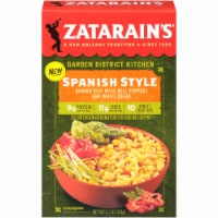 Zatarain's Garden District Kitchen Spanish Style Brown Rice