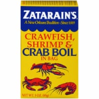 Zatarain's Crawfish Shrimp & Crab Boil in Bag