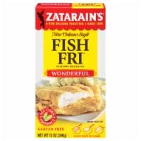 Zatarain's Wonderful Fish Fri