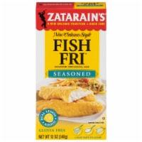 Zatarain's Seasoned Fish Fri