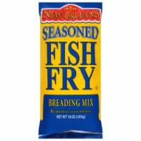 Zatarain's New Orleans Seasoned Fish Fry Breading Mix