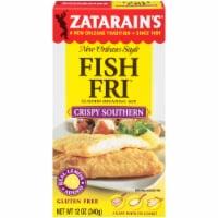 Zatarain's Fish Fri Crispy Southern Seafood Breading Mix