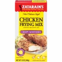 Zatarain's Crispy Southern Chicken Frying Mix - 12 oz