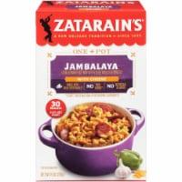 Zatarain's One Pot Jambalaya with Cheese Rice Mix