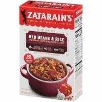Zatarain's Red Beans & Rice Dinner Mix