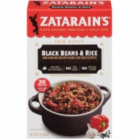 Zatarain's® Black Beans & Rice Dinner Mix - 7 oz