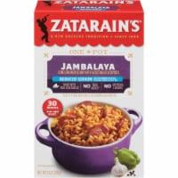Zatarain's® Reduced Sodium Jambalaya Mix - 8 oz