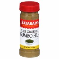 Zatarain's Pure Ground Gumbo File
