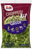 Dole Greek Chopped Salad Kit