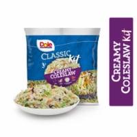 Dole® Creamy Coleslaw Classic Kit - 11.4 oz