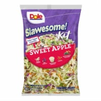 Dole Slawesome! Sweet Apple Salad & Toppings Kit