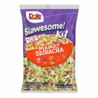 Dole Slawesome! Mango Sriracha Salad & Toppings Kit
