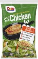 Dole Just Add Chicken Orange Chicken Salad Kit