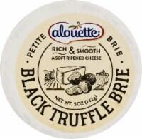 Alouette Petite Black Truffle Brie