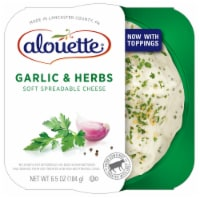 Alouette Garlic & Herb Soft Spreadable Cheese
