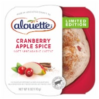 Alouette Cranberry Apple Spice Soft Spreadable Cheese