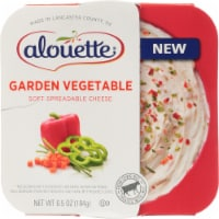 Alouette Premium Garden Vegetable Cheese Spread