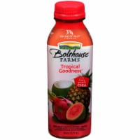 Bolthouse Farms Tropical Goodness with Chia Fruit Juice Smoothie