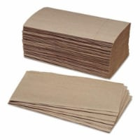 Ability One 4940911 9.25 in. Folded Paper Towels, Kraft