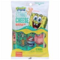 SpongeBob Squarepants Mozzarella String Cheese 12 Count