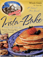 Hodgson Mill Insta-Bake Whole Wheat Variety Baking Mix with Buttermilk