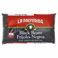 La Preferida Black Beans - 4 lb